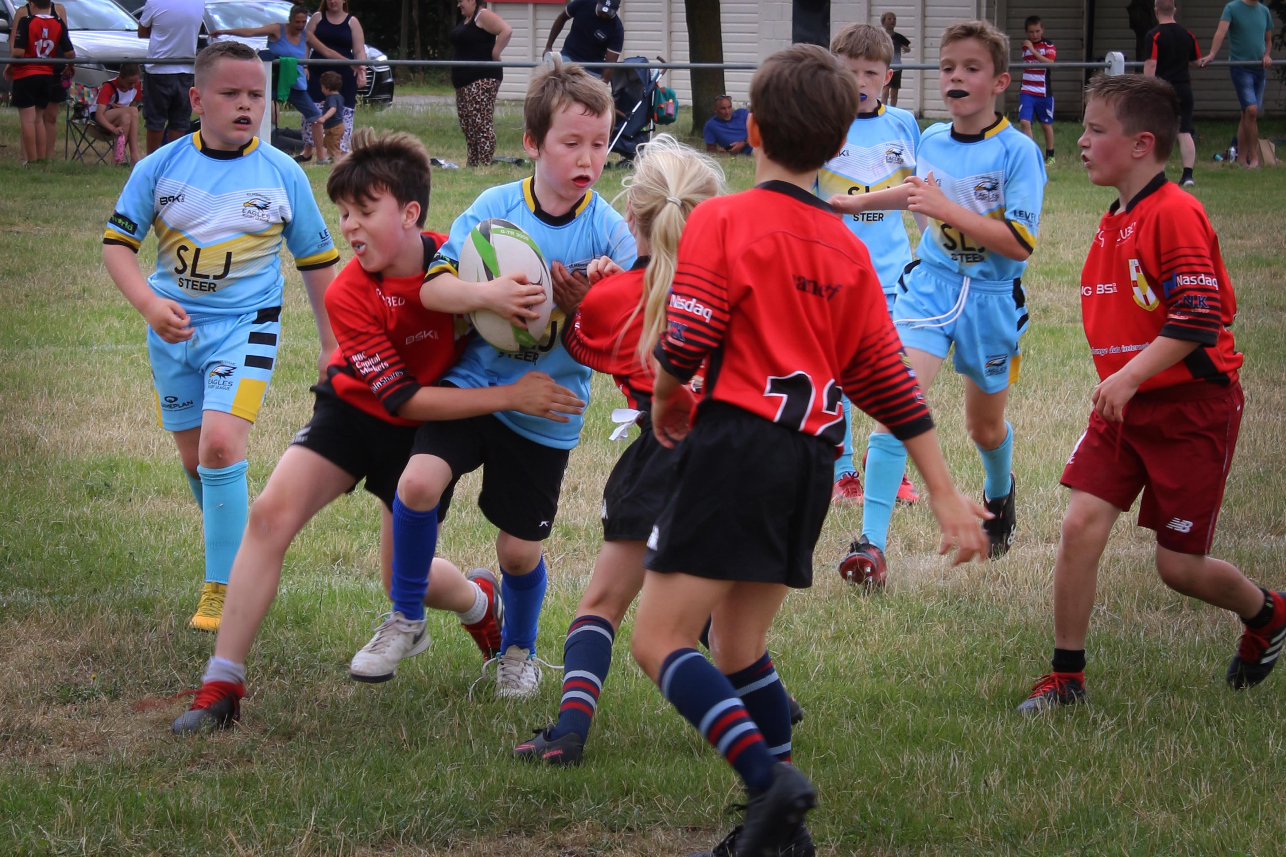 U9 Richmond Warriors 12