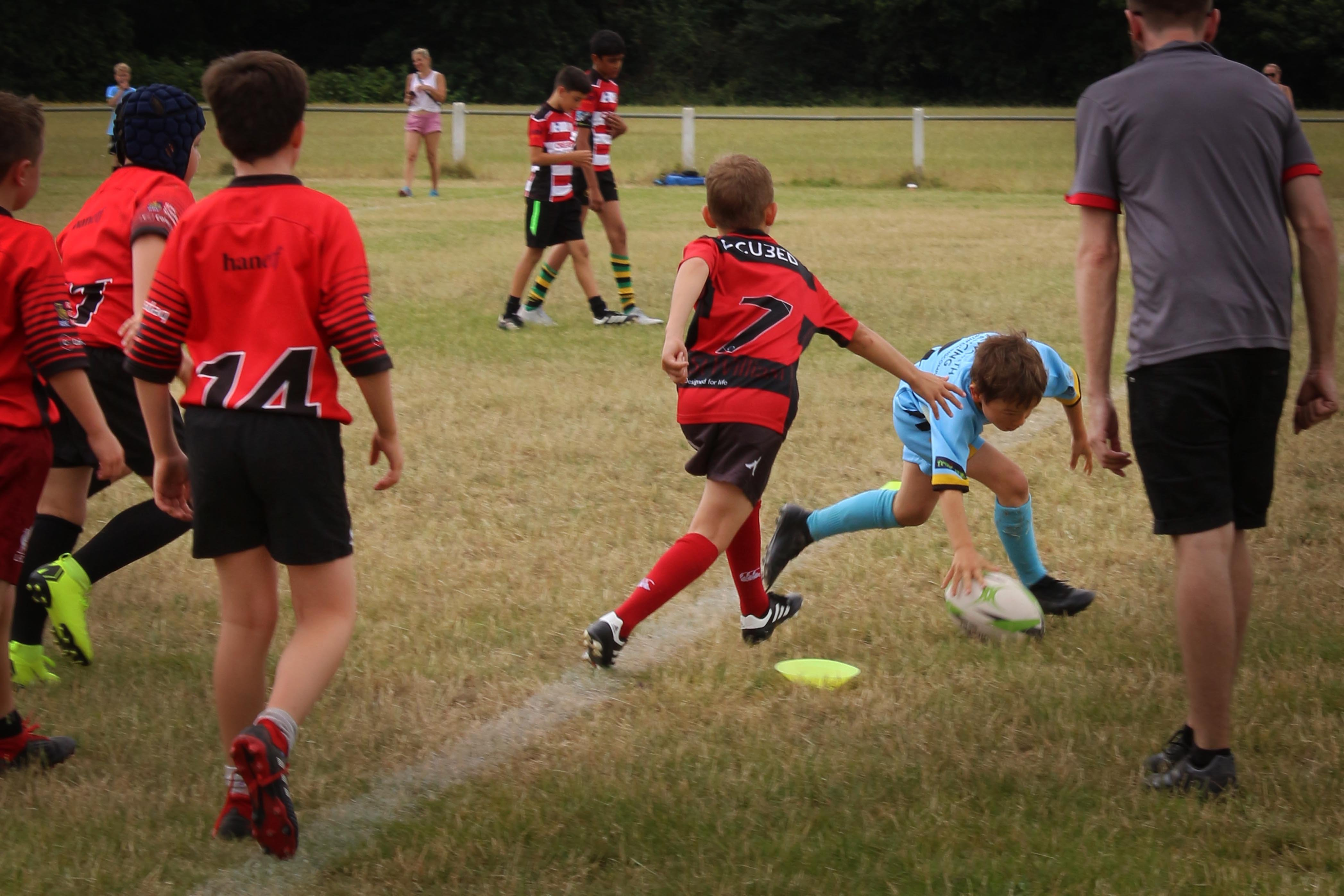 U9 Richmond Warriors 13