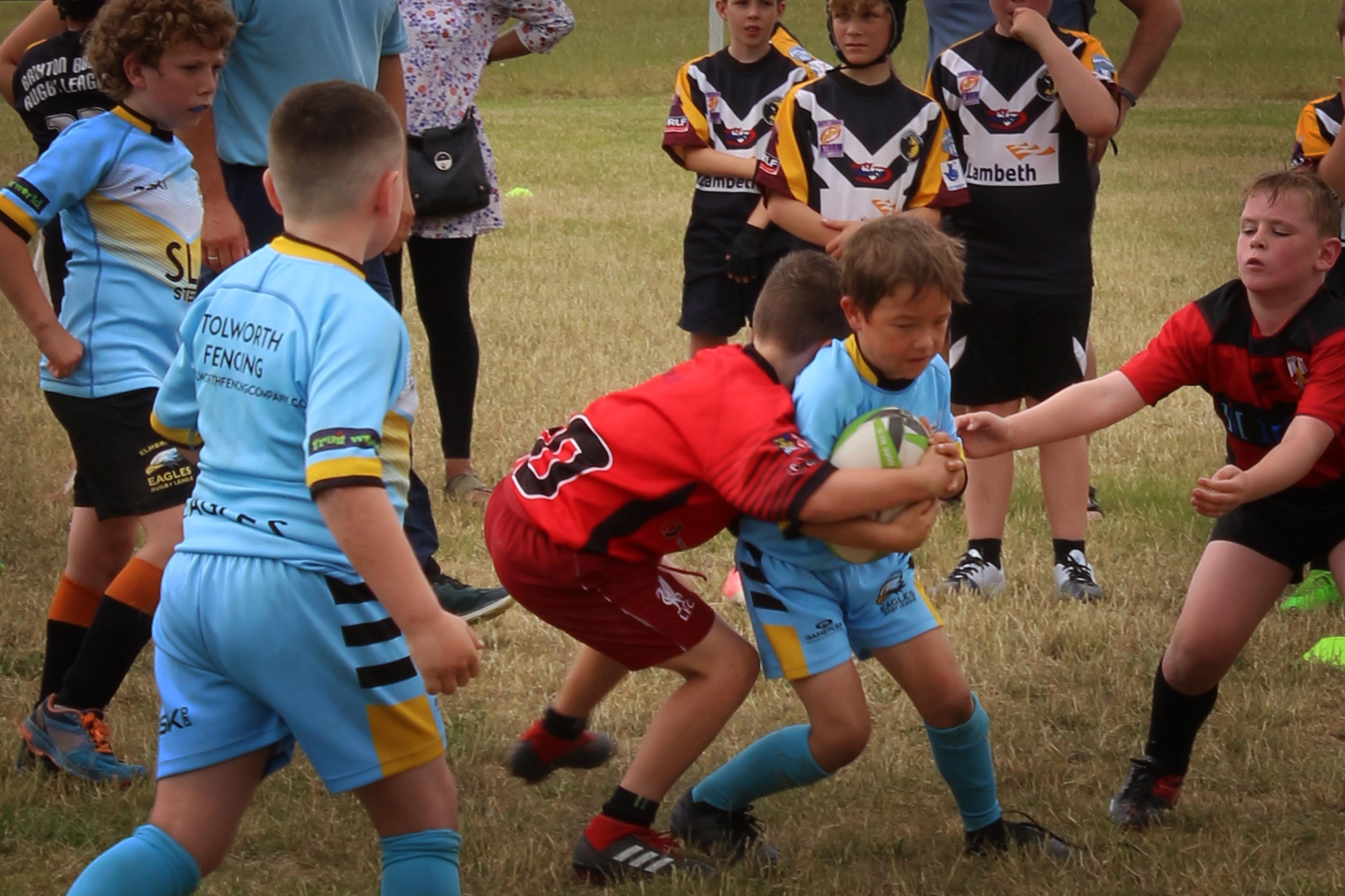 U9 Richmond Warriors 15