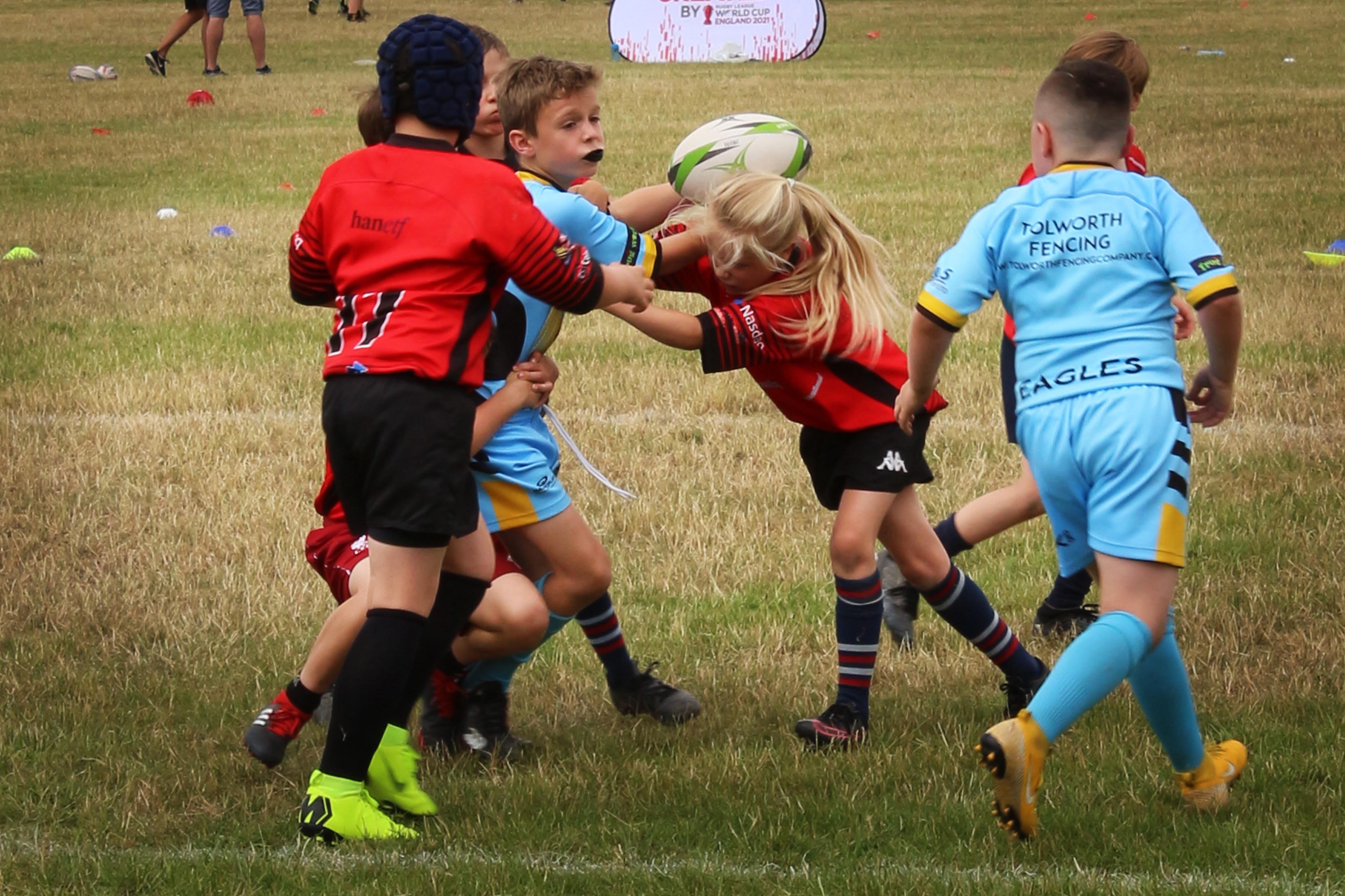U9 Richmond Warriors 5