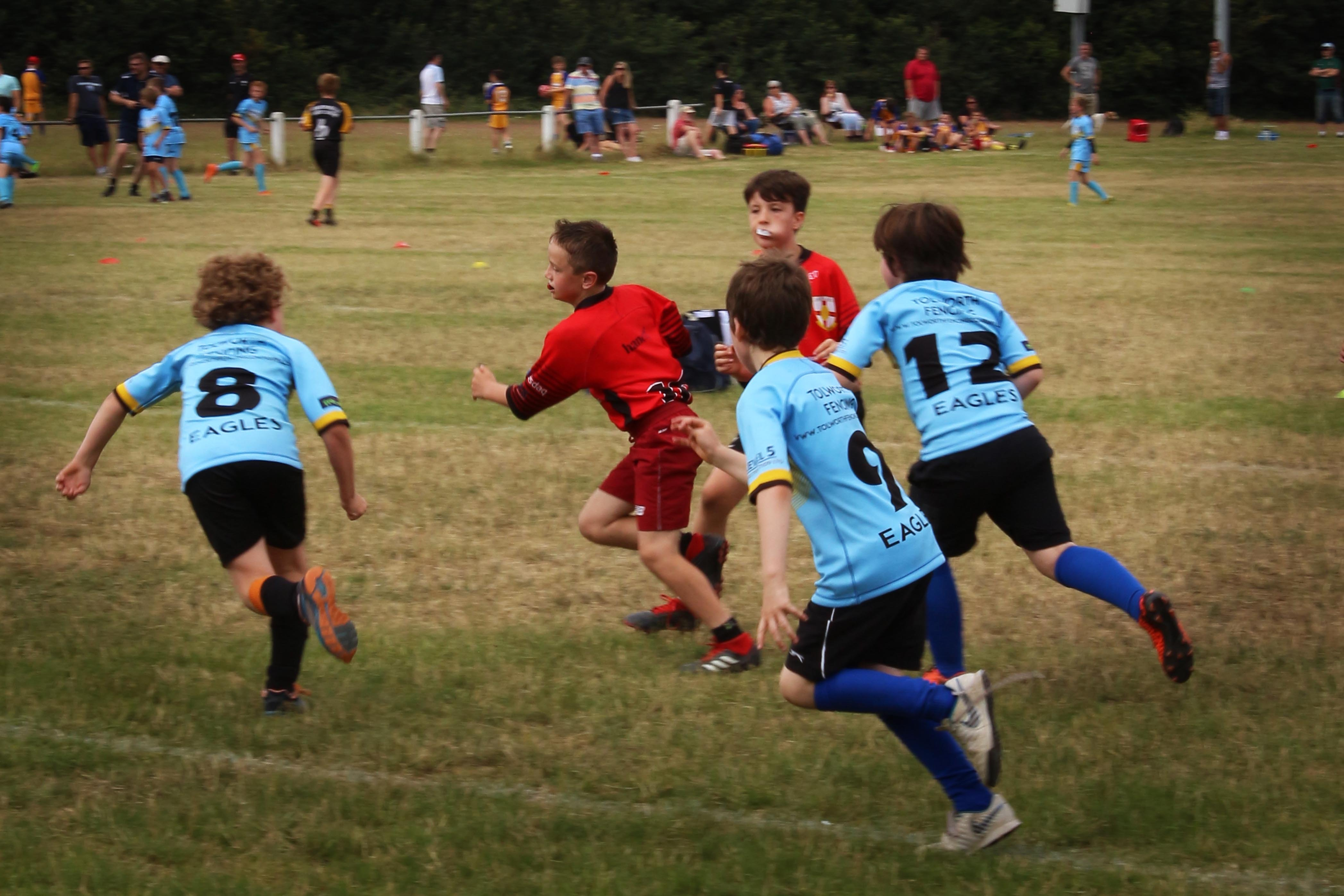 U9 Richmond Warriors 6