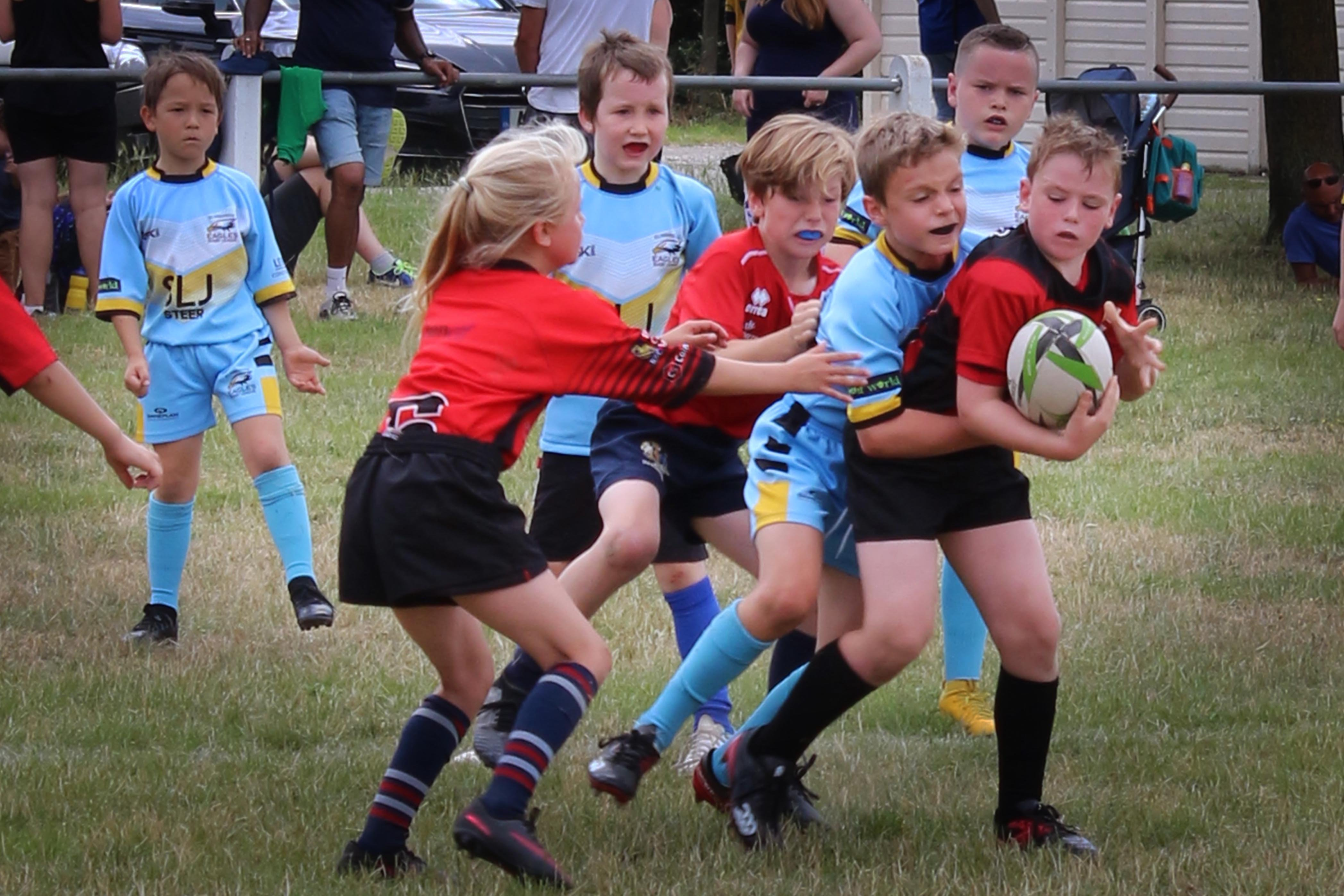 U9 Richmond Warriors 7