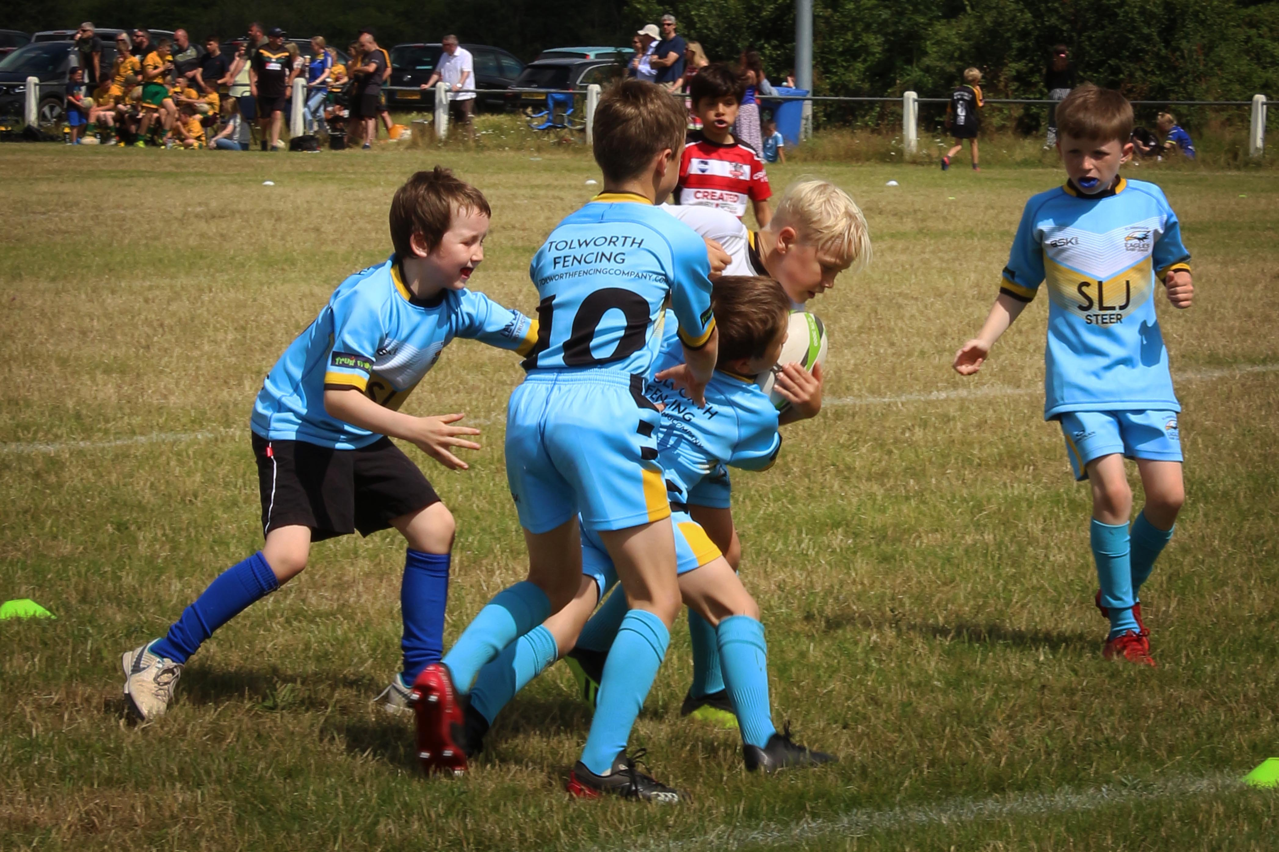 U9s Elmbridge vs Elmbridge 10