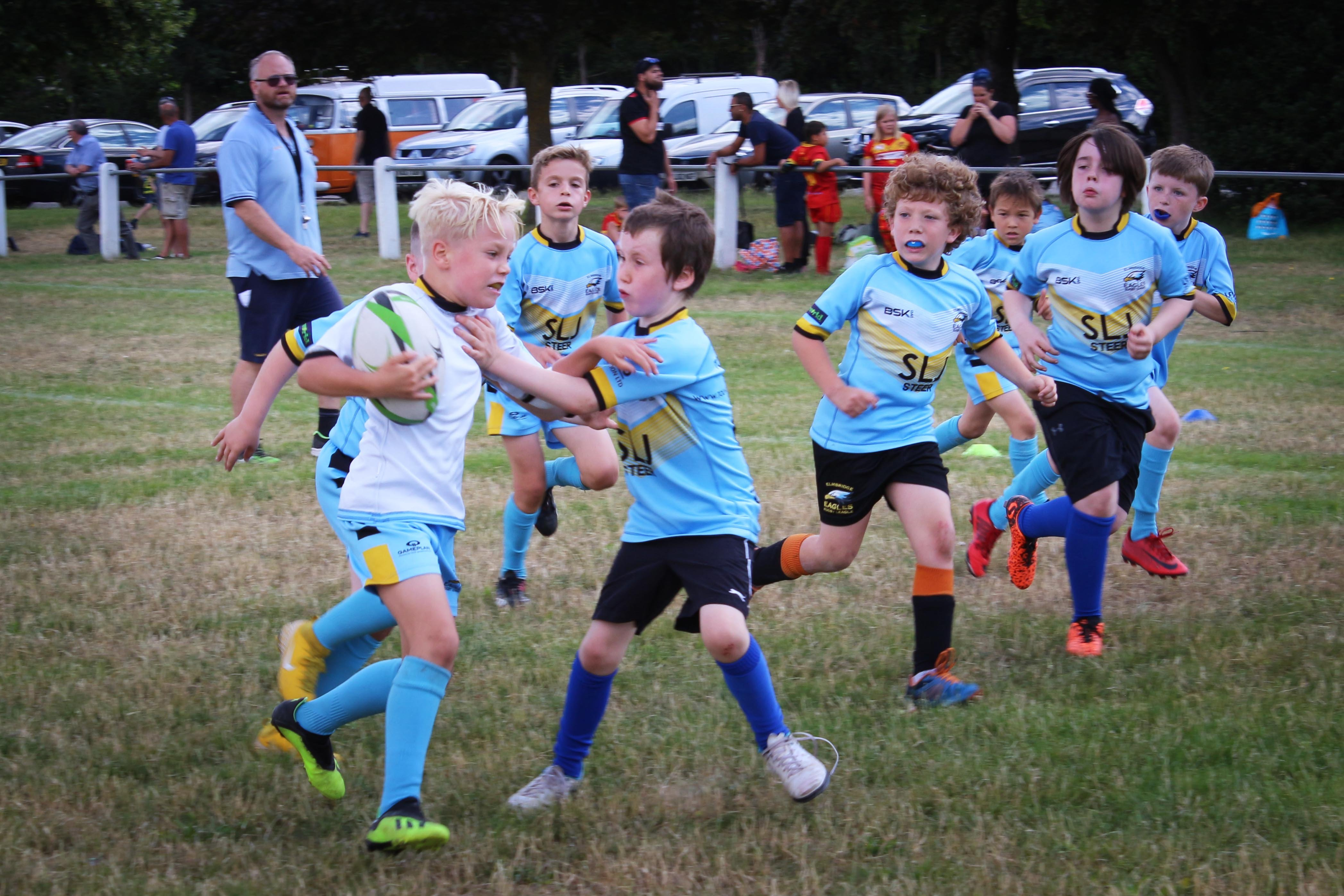 U9s Elmbridge vs Elmbridge 14
