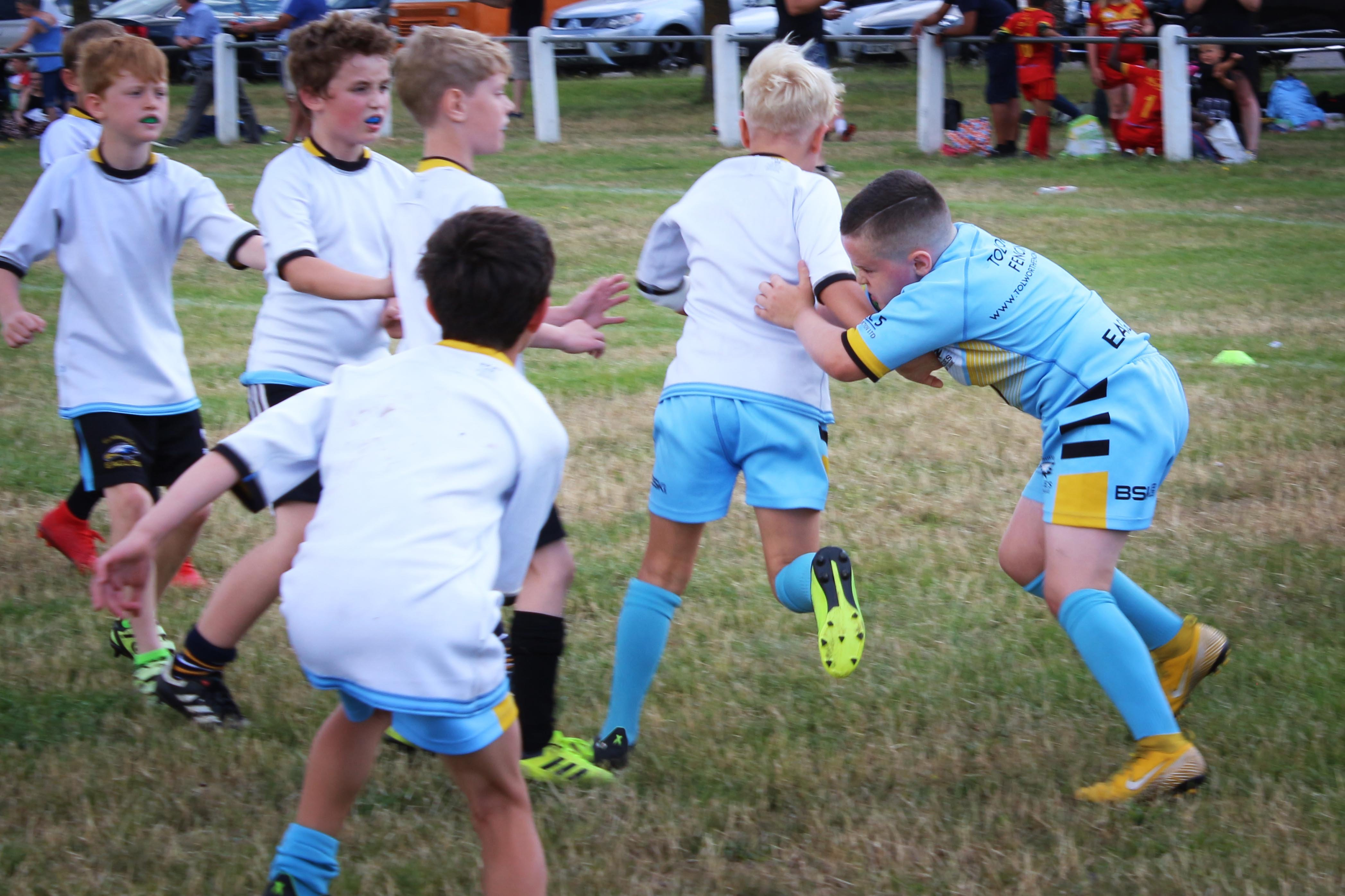 U9s Elmbridge vs Elmbridge 15