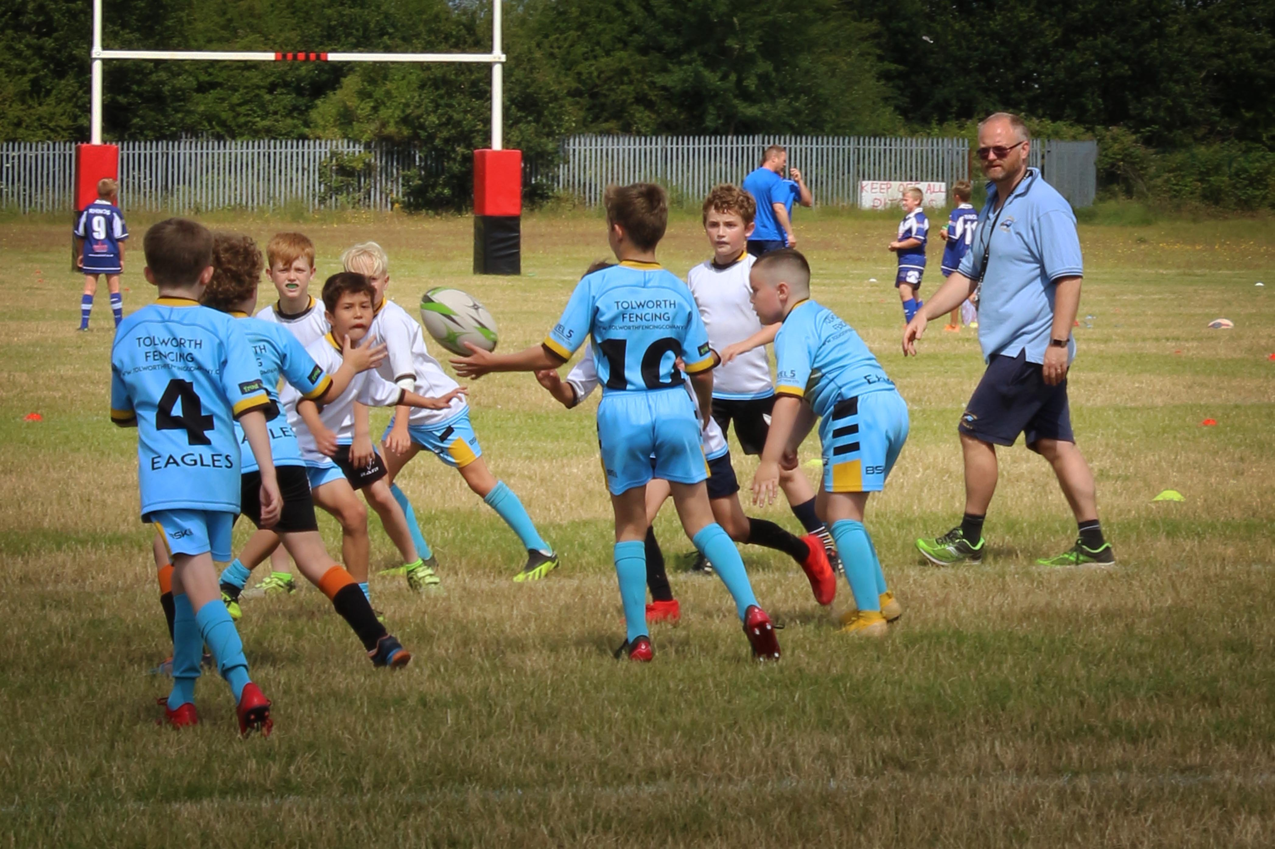 U9s Elmbridge vs Elmbridge 3
