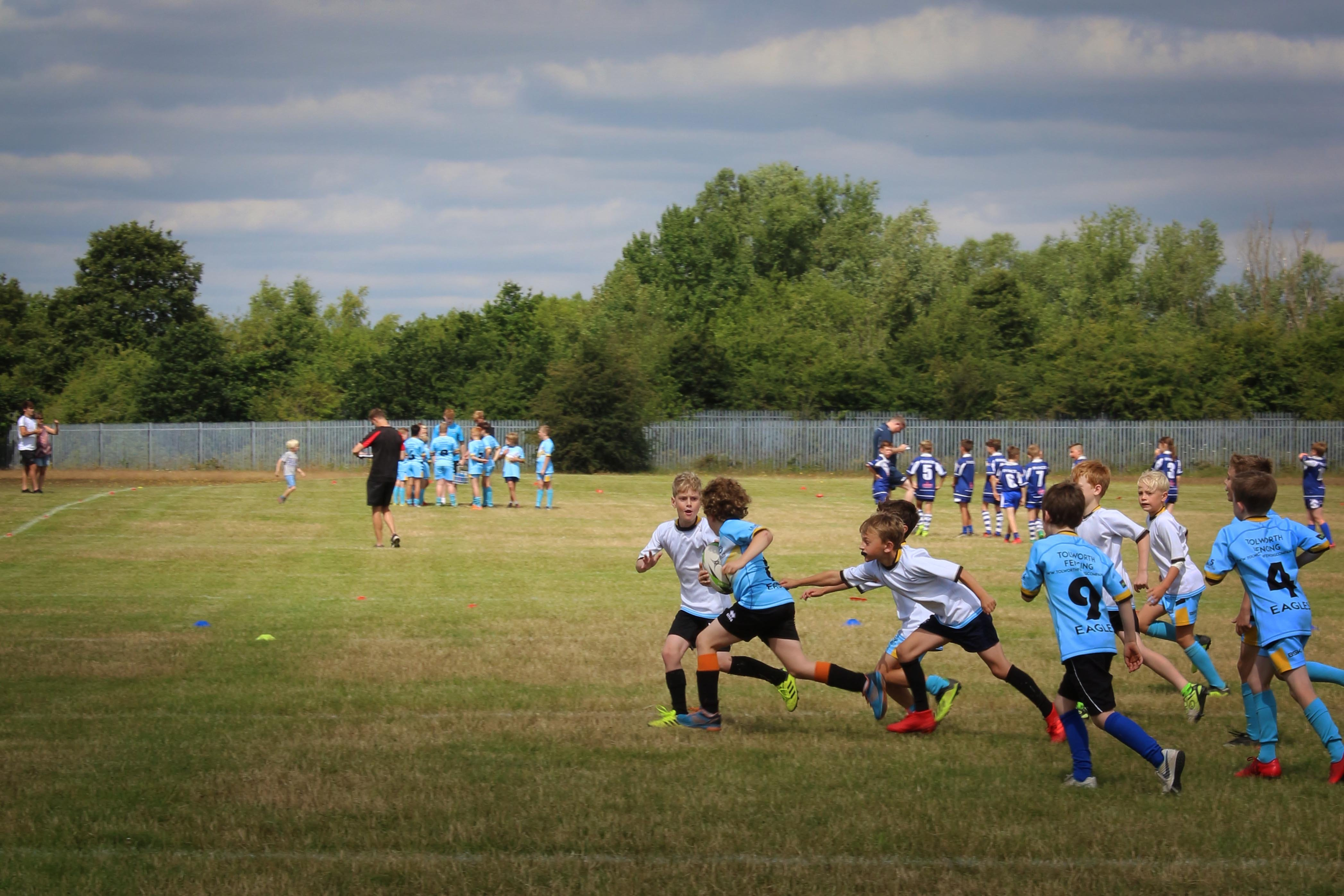 U9s Elmbridge vs Elmbridge 4