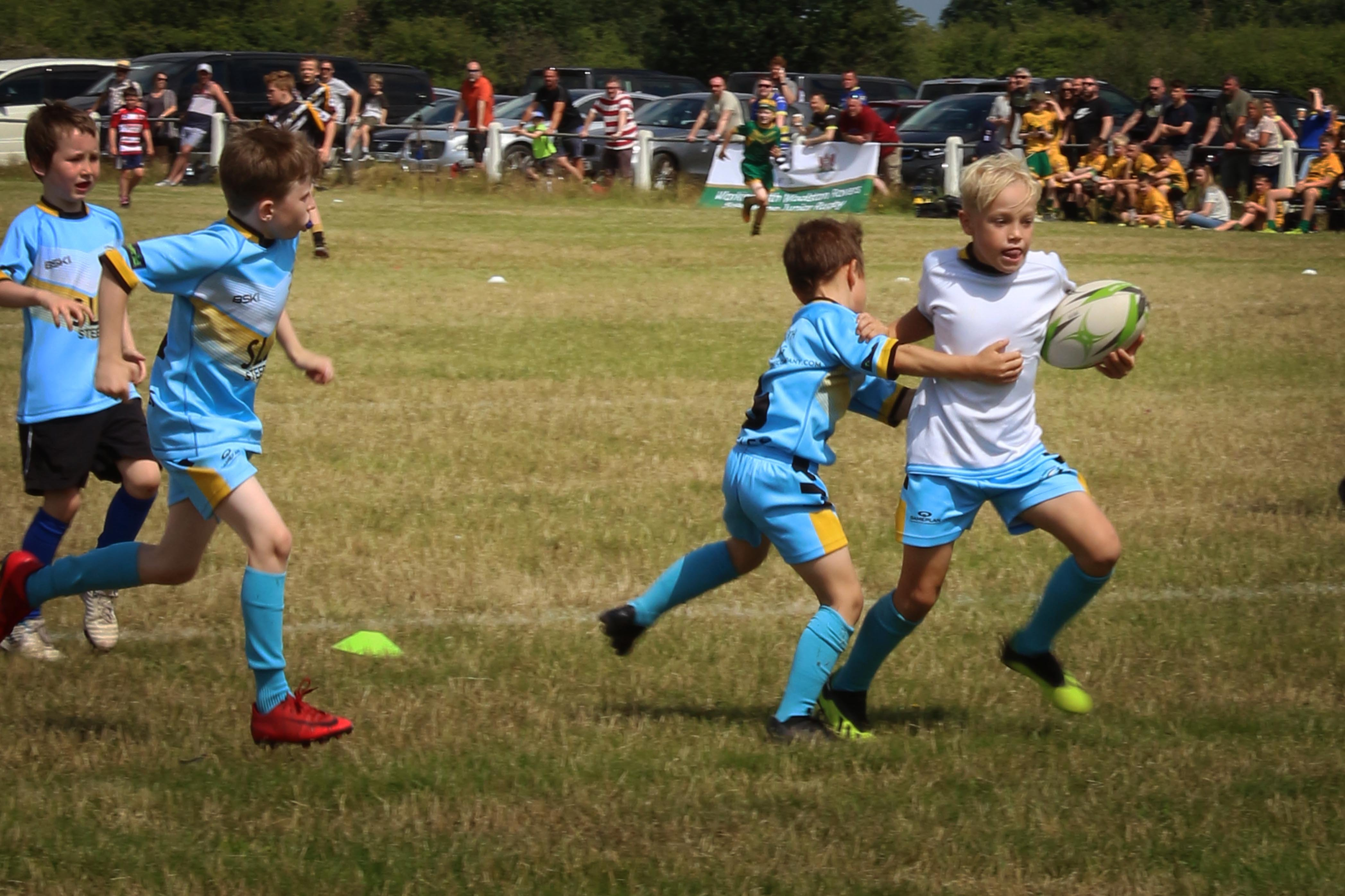 U9s Elmbridge vs Elmbridge 7